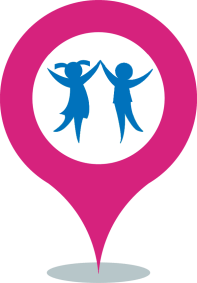 The Valley Nursery and Kids Club map pin