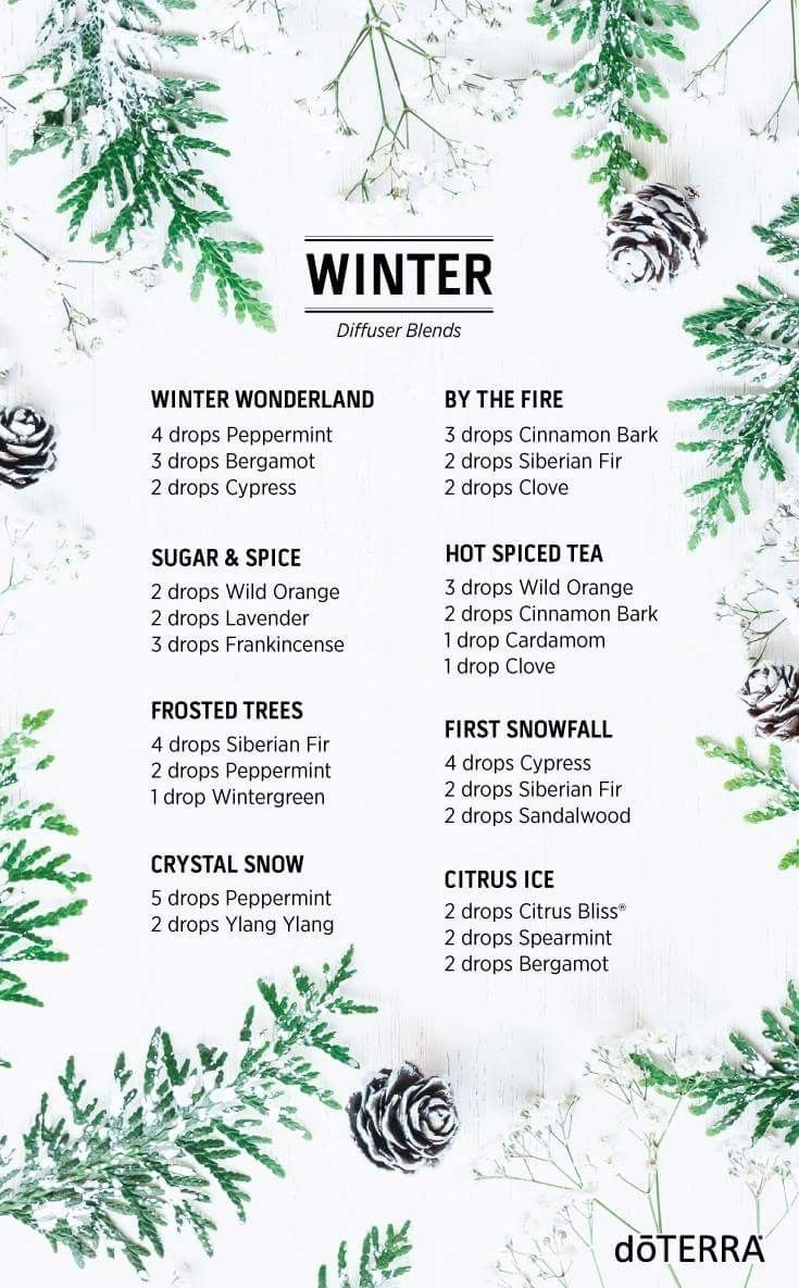 Essential Oil Blends To Make Your Home Smell Like Christmas