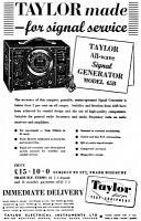Taylor Model 65B