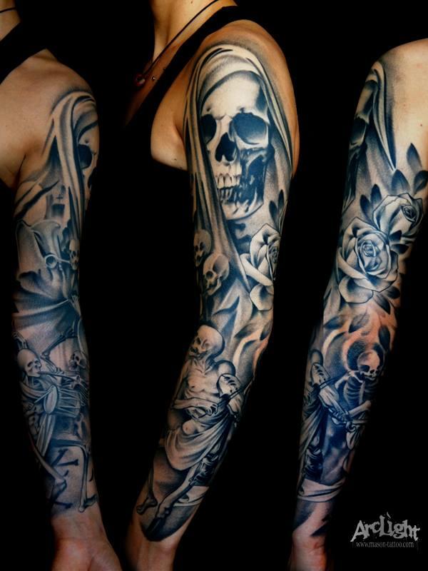 MASON WILLIAMS tattoo artist
