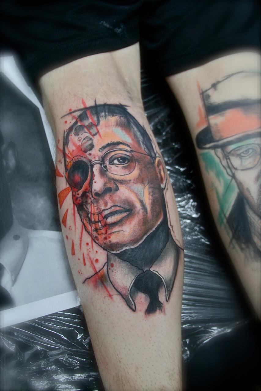 Ran Maclurkin Tattoo Artist