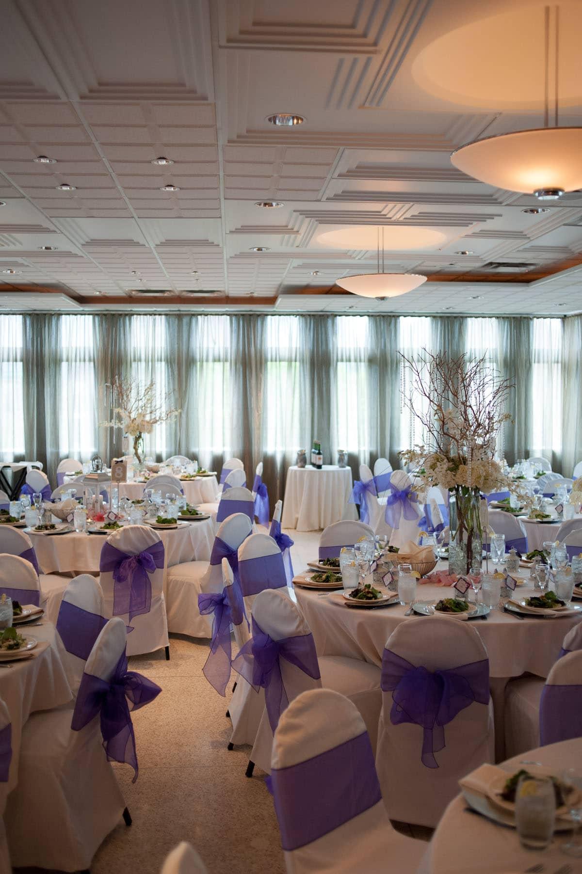 gold dining chairs painted adirondack ideas van dusen | the ballroom