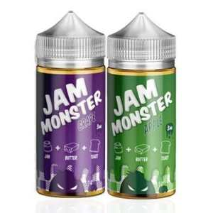Jam Monster fruit monster Eliquids Bundle