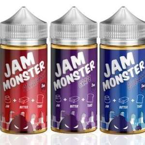 Jam Monster Eliquids Bundle