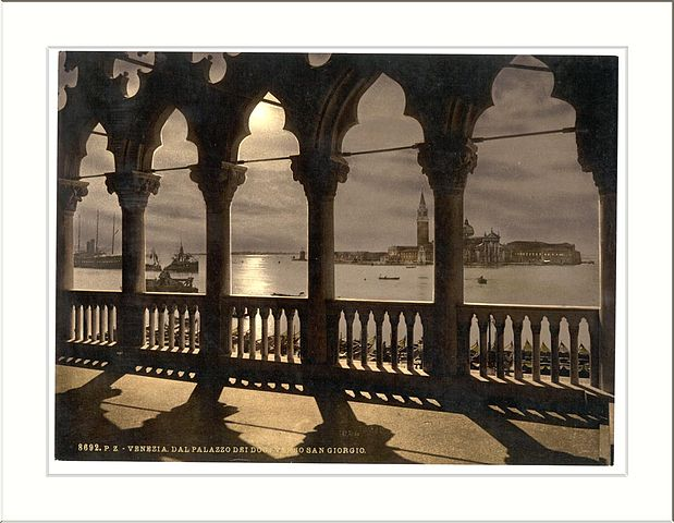 San_Georgio_from_Doges_Palace_by_moonlight_Venice_Italy 2