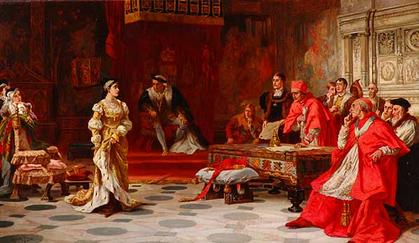 Katherine_of_Aragon_Denounced_Before_King_Henry_VIII_and_His_Council