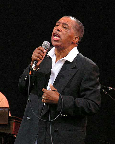 Photo of Ben E King by Annulla