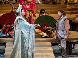 Turandot the couple