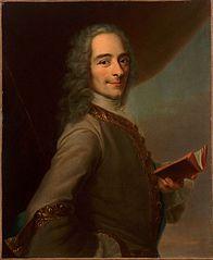 Voltaire (after de la Tour)