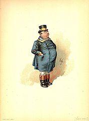 Image of Fat Boy by 'Kyd' (Joseph Clayton Clarke)