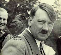 Ulalume informs the Fuhrer that he's for the chop