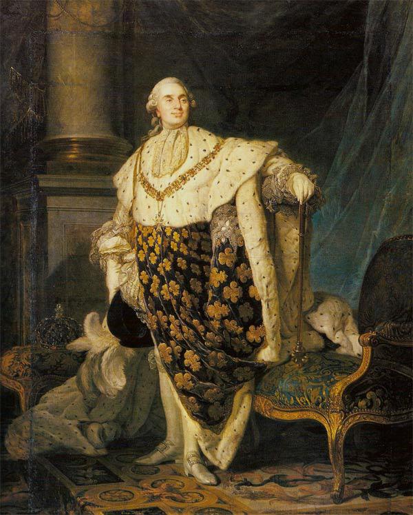 Louis XVI by Joseph Duplessis