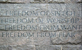 Four_Freedoms_Wall,_Franklin_D._Roosevelt_Memorial