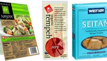 Tofu, Tempeh, and Seitan. What's the Difference? | The Vegan Abroad