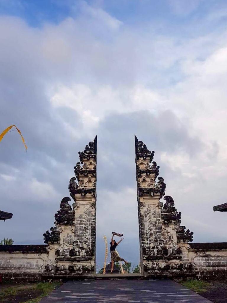 Bali's Gate of Heaven