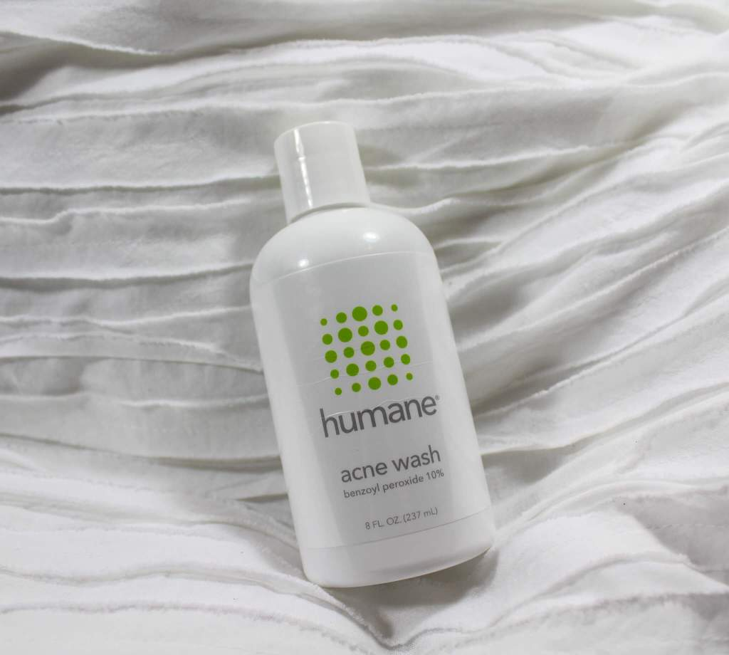 Humane Acne Wash - get rid of acne naturally