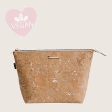 Adventurer Cork Cosmetics Bag