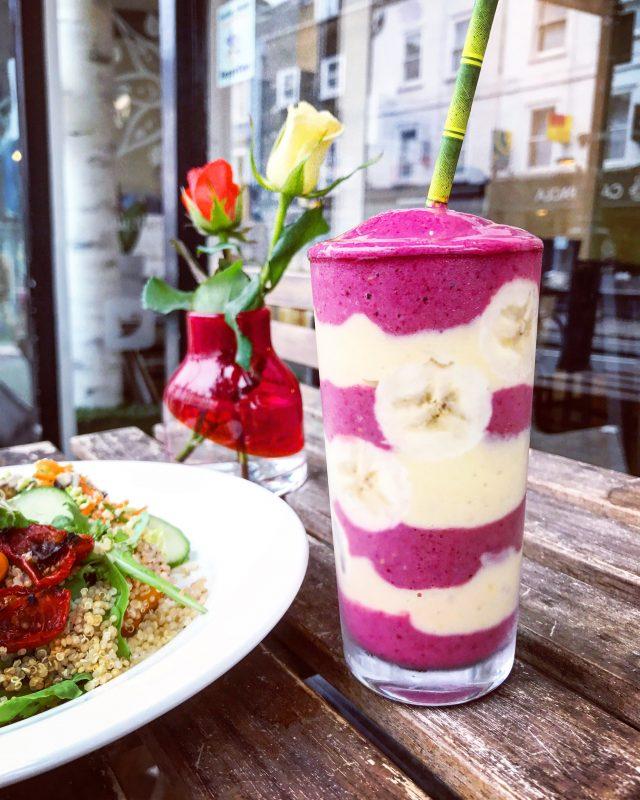 Vegani a Londra