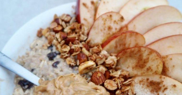 Granola croccante vegan e senza glutine