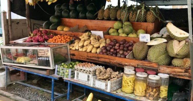 Vegani in Thailandia