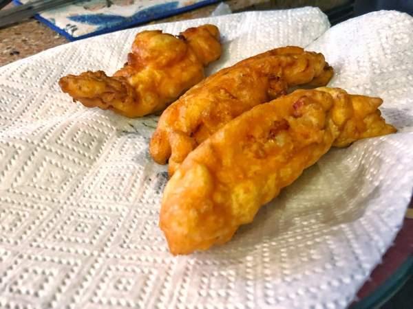 Beer Battered Lobster Tails | www.thevegasmom.com
