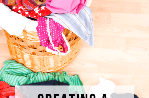 Creating a Cleaning Schedule | www.thevegasmom.com