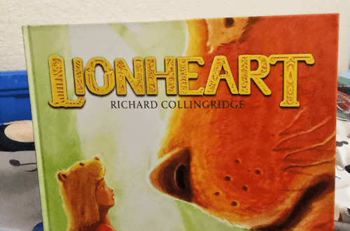 Book of the Week: Lionheart | www.thevegasmom.com