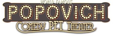 Popovic Comedy Pet Theater Press Release | www.thevegasmom.com