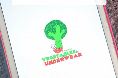 Children's Book of the Week: Vegetables in Underwear by Jared Chapman | www.thevegasmom.com
