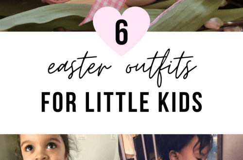 6 Easter Outfits for Little Kids | www.thevegasmom.com