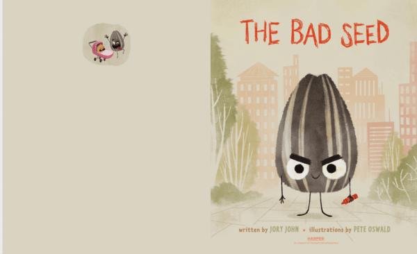 Children's Book of the Week: The Bad Seed   www.thevegasmom.com