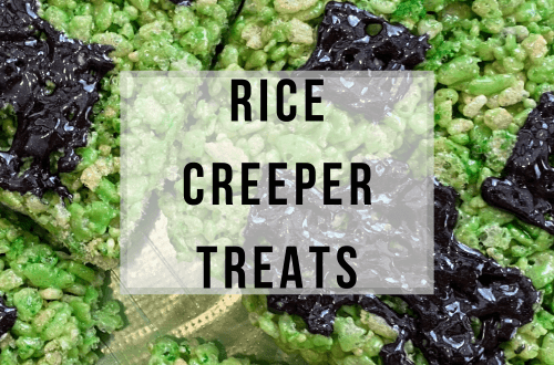 Rice Creeper Treats | www.thevegasmom.com