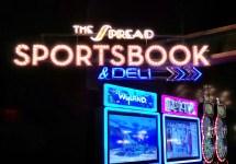 Las Vegas Sports Books - Downtown Grand Book