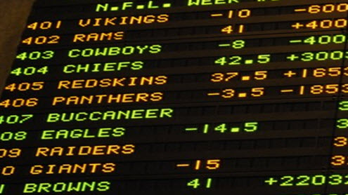 NFL Week One Point Spreads Now Available in Las Vegas  The Vegas Parlay