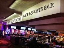 Las Vegas Sports Book Adventure - Parlay