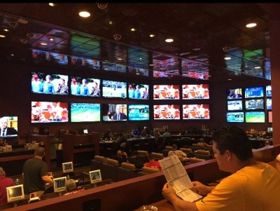 Las Vegas Sports Books - The Forgotten 3 Mid Strip - The ...