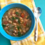 Charro Beans {inspired by Chuy's}