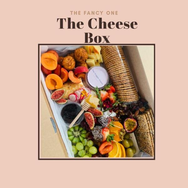 The Cheese Box Grazer