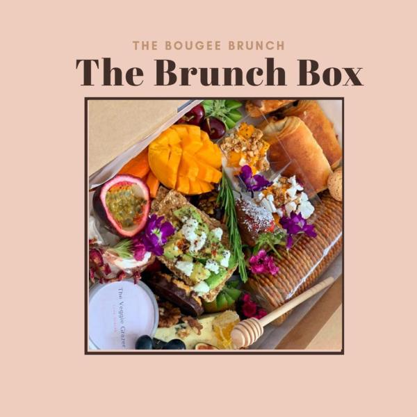 Brunch Box Grazer