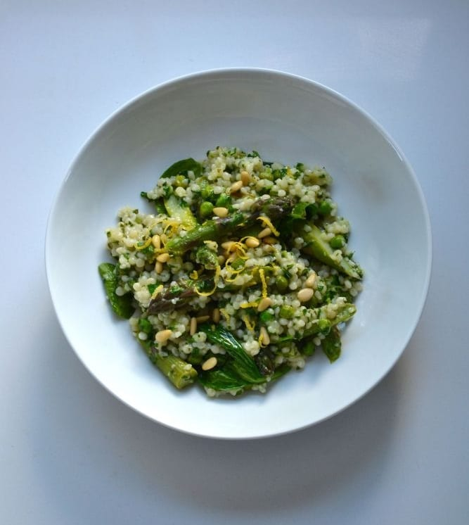 Herby Giant Cous Cous 2
