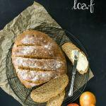 Crusty Cider & Onion Loaf
