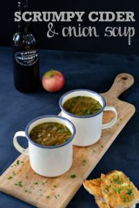 Scrumpy Cider & Onion Soup