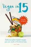 Vegan in 15 Cover | Kate Ford