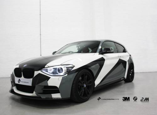 small resolution of window stickers for cars bmw m135i camo personal vehicle wrap project