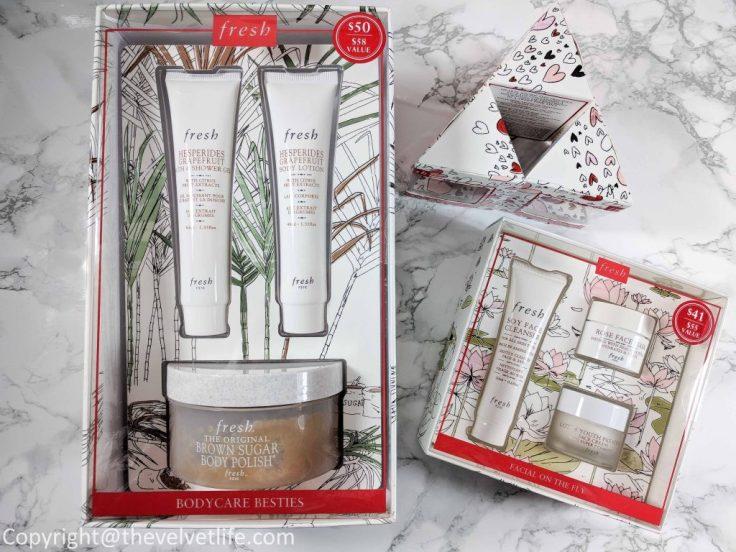 Fresh Beauty Gift Ideas Holiday 2017