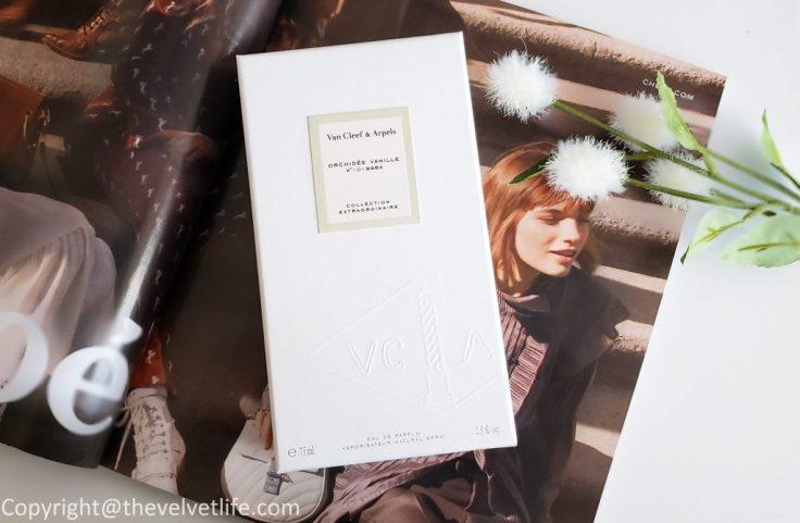 Van Cleef & Arpels Collection Extraordinaire - Orchidée Vanille