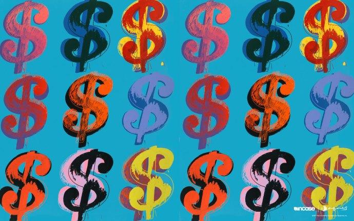 Andy Warhol Dollar