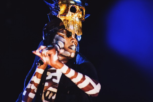 Afropunk Festival, New York 2015