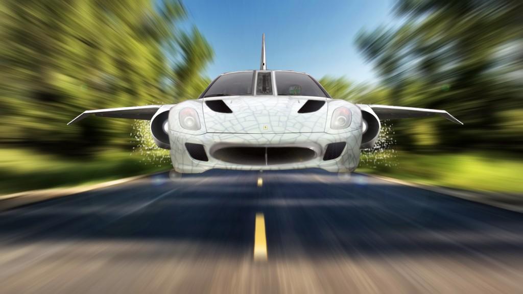 De vliegende auto: softwareboer ziet ze vliegen