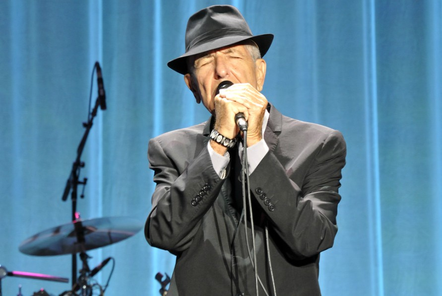 Leonard Cohen in drie songs (en een documentaire)